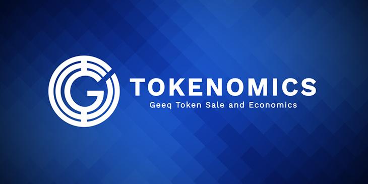 Geeq Tokenomics